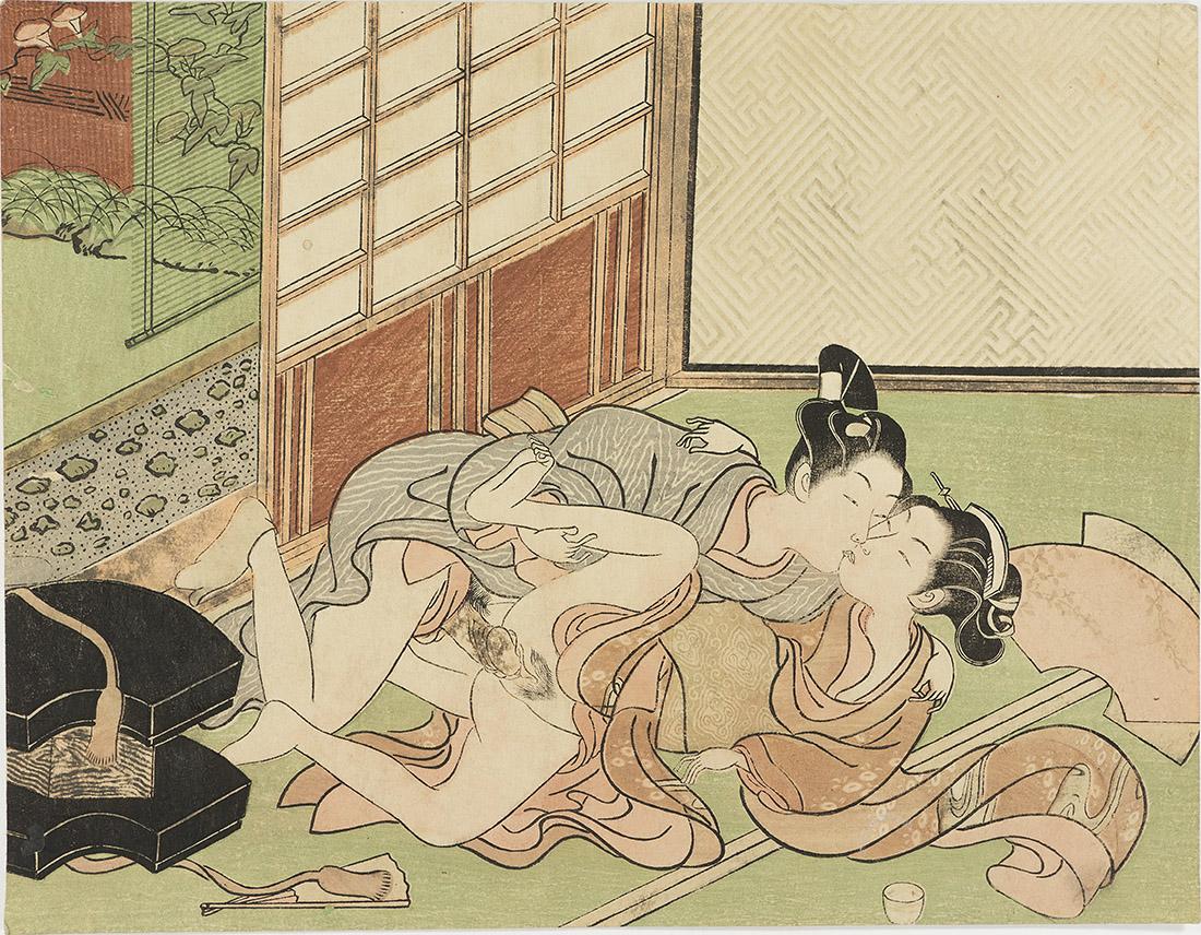 191 HARUNOBU shunga