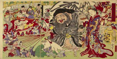 Kyosai Daikoku