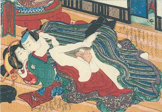 #18 attr to Kuniyoshi (1797-1861)