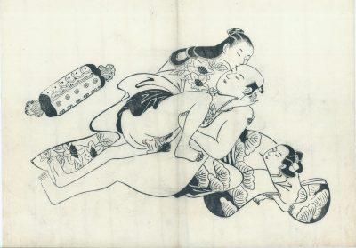 #550 Torii KIYONOBU (c 1664-1729)