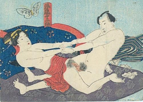 #129 attr to Kuniyoshi (1798-1861)