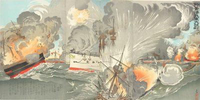 Japanese Victory at Kokai Bay
