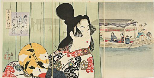 KIYOCHIKA Hana-moyo