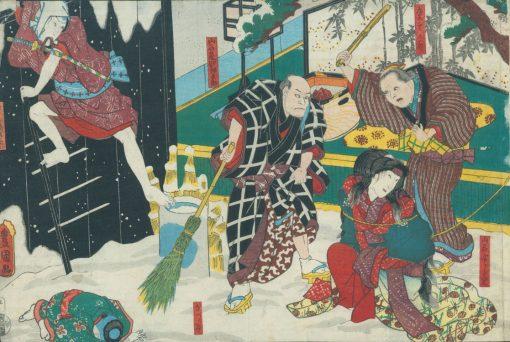 KUNISADA Yoko-e