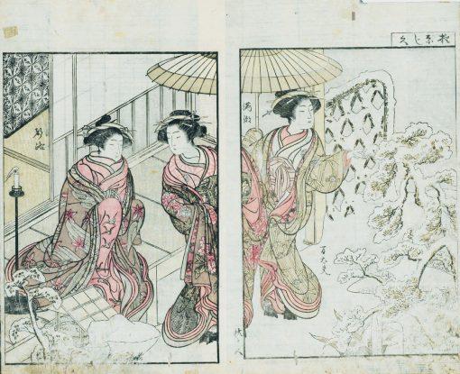 shunsho and shigemasa