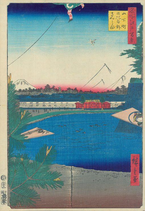 HIROSHIGE Yamashita cho