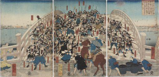 Kuniyoshi bridge