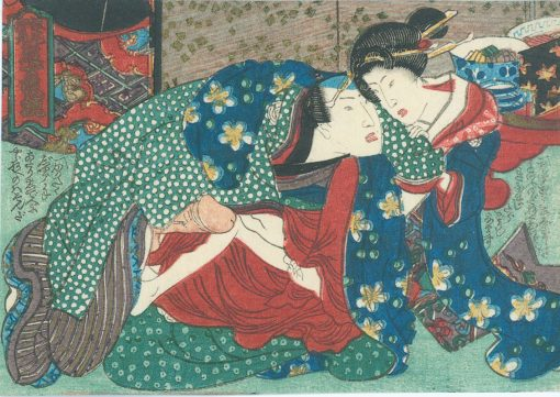 #130 attr to Kuniyoshi (1797-1861)