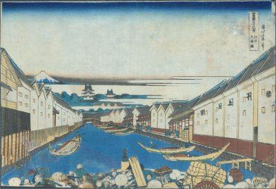 Hokusai Nihonbashi