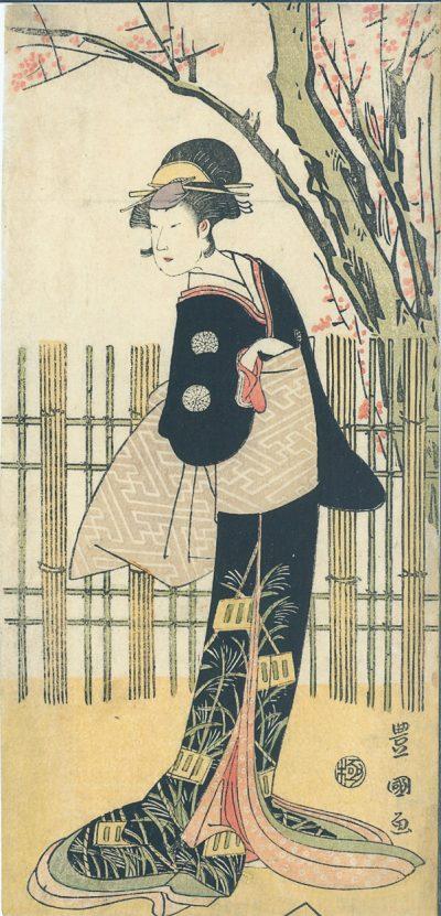 Toyokuni Nakamura Tomijuro I