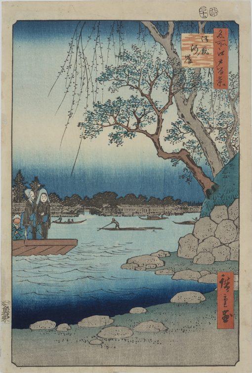 HIROSHIGE Omnayagashi