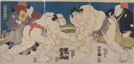 kunisada-iozan-tsuneyama-sumo-triptych